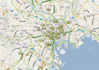 Beautiful Google Maps Tokyo Galleries - Printable Map - New ...