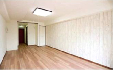 Private apartment unfurnished