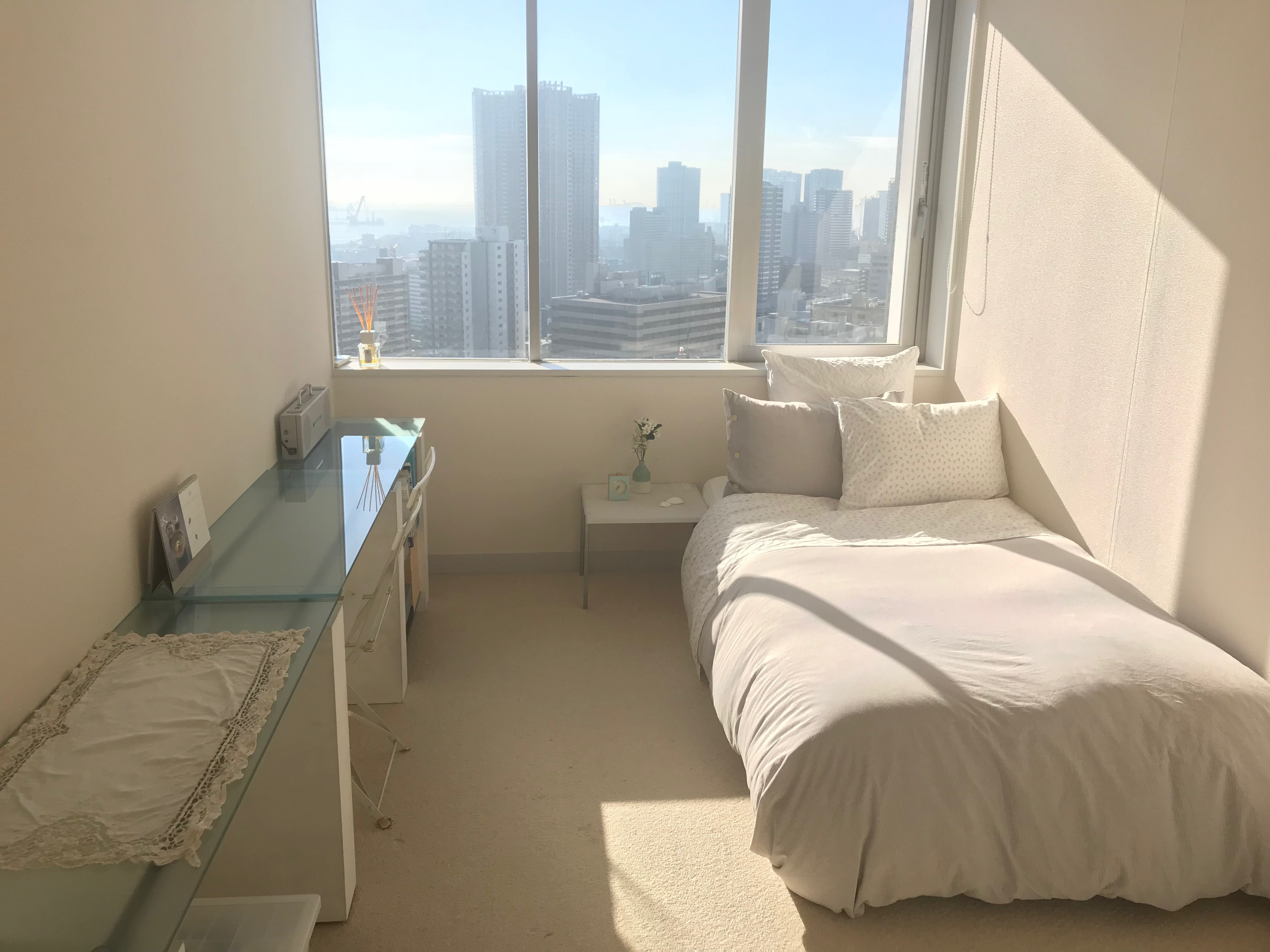 Private Room in Bay View Central Tokyo Penthouse